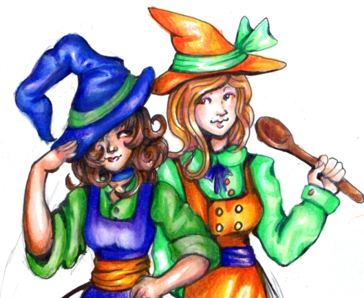 Kitchen Witches
