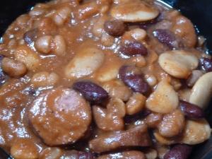Julie's BBQ Beans