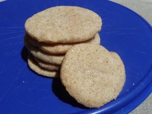 Danish Sugar Cookies
